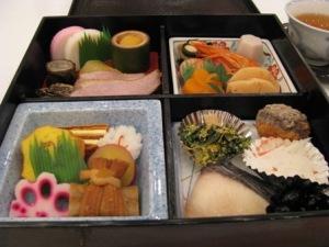 ホテル日航奈良のおせち膳