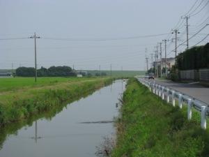 関宿堀(野田市)