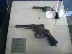 郵便物保護銃
