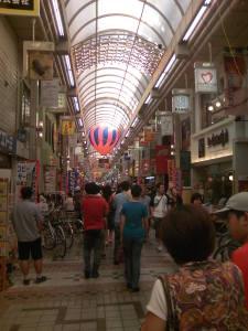 武蔵小山の駅前商店街