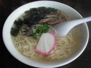 スッポン麺