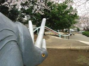 流山怪獣公園