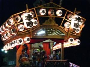 佐倉秋祭り