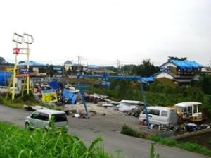 野田市竜巻