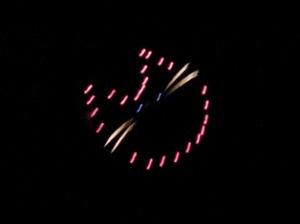 2016満天の湯の花火