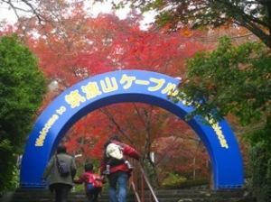 筑波山紅葉