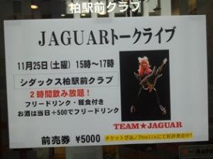ジャガーさん