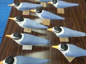 バードカービング教室