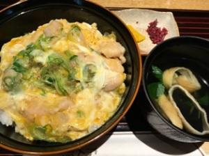 京都親子丼