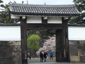皇居 桜田門