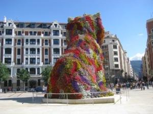 スペイン野外彫刻